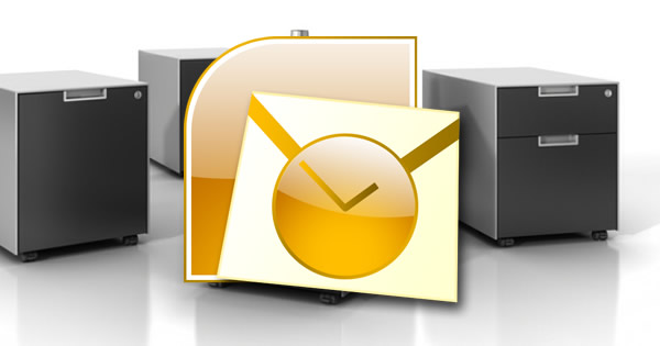 autoarchivar en Outlook